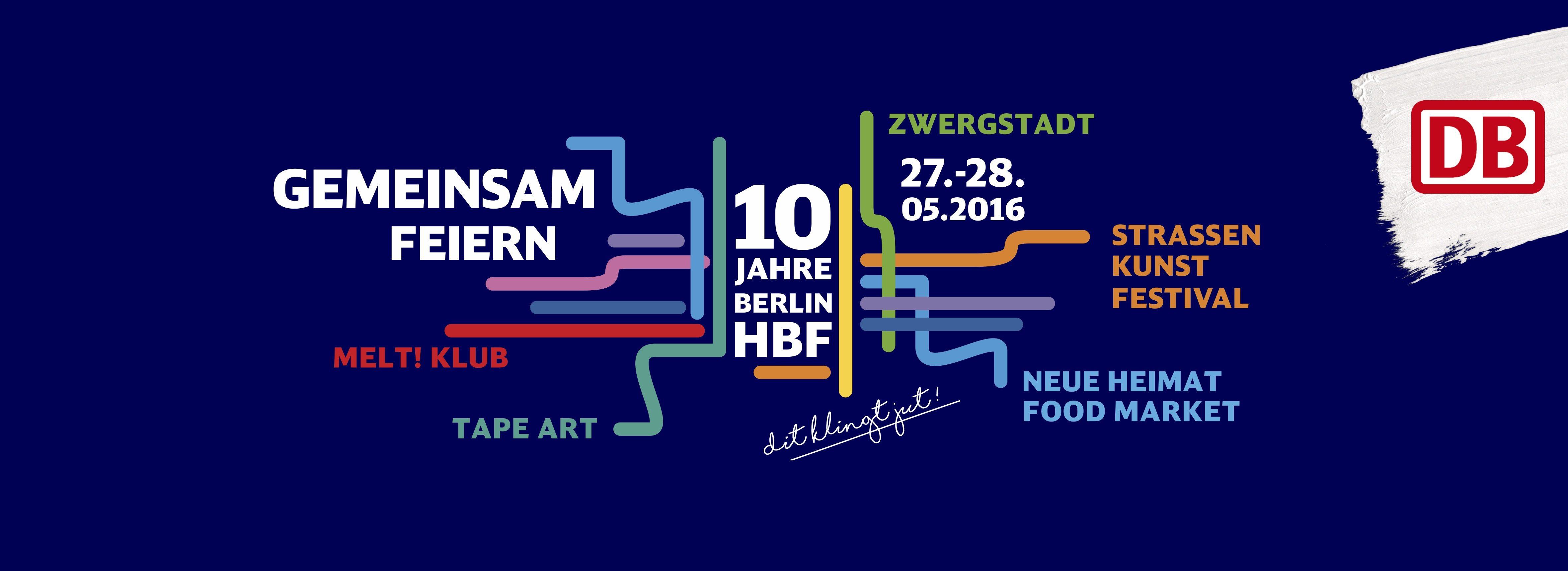 Ankündigung Visual Deutsche Bahn Header